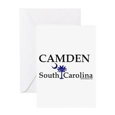 Camden South Carolina Greeting Card