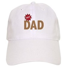 New Dad Baseball Cap for Uncle Frog