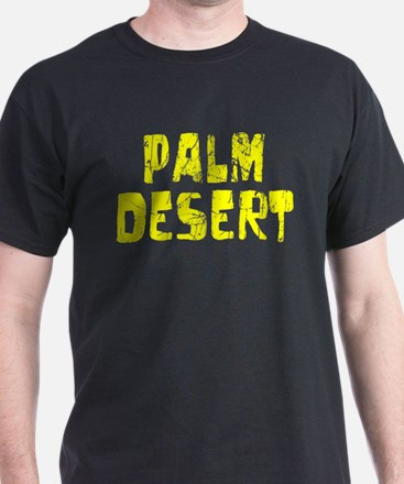Palm Desert Faded (Gold) T-Shirt