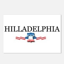 Hilladelphia, Pennsylvania Postcards (Package of 8