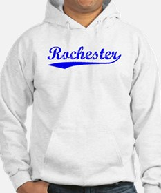 Vintage Rochester (Blue) Hoodie