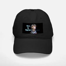 Doberman Pinscher Smiles Baseball Hat