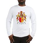 Hirschfeld Family Crest Long Sleeve T-Shirt