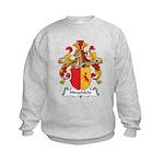 Hirschfeld Family Crest Kids Sweatshirt