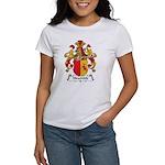 Hirschfeld Family Crest Women's T-Shirt