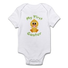 My 1st Easter Chicken Infant Bodysuit