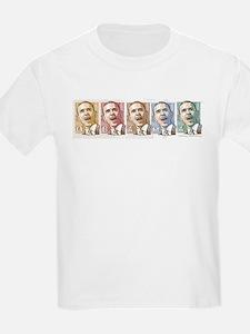 Obama 2008 Collage T-Shirt