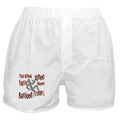 100% BANJOED Boxer Shorts