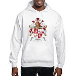 Hibler Family Crest Hooded Sweatshirt