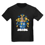 Heyl Family Crest Kids Dark T-Shirt
