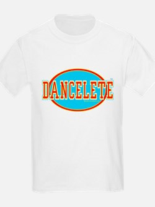 Dancelete Bright Oval T-Shirt