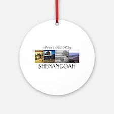 ABH Shenadoah Round Ornament