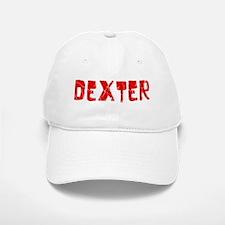 Dexter Faded (Red) Baseball Baseball Cap