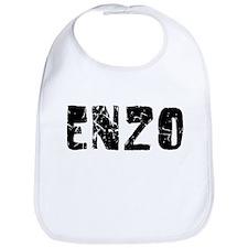 Enzo Faded (Black) Bib