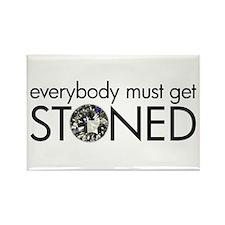 Ballroom Rhinestone Stoned Magnet