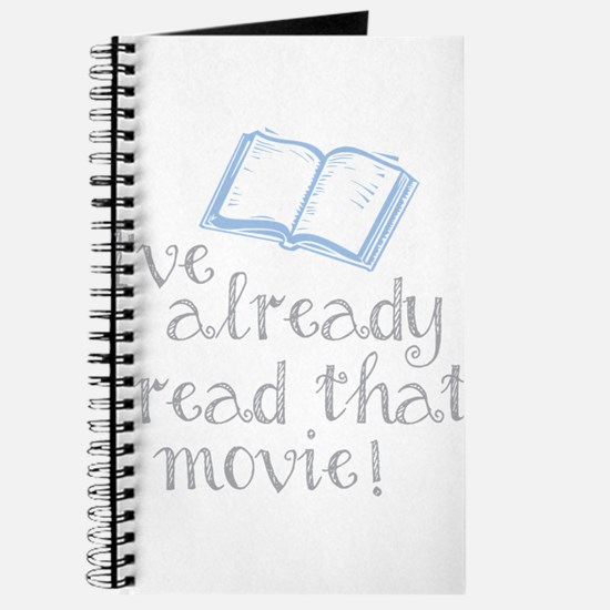 Read that movie Journal