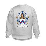 Henning Family Crest Kids Sweatshirt
