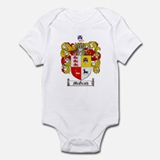 McGrath Family Crest Infant Bodysuit