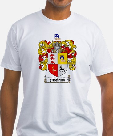 McGrath Family Crest Shirt