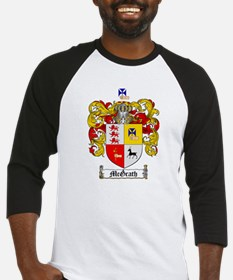 McGrath Family Crest Baseball Jersey