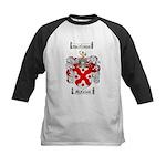 McFarland Family Crest Kids Baseball Jersey