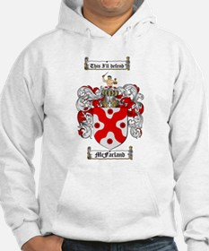 McFarland Family Crest Hoodie