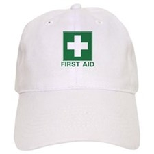 First Aid Baseball Cap