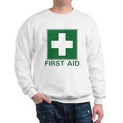 First Aid Sweatshirt