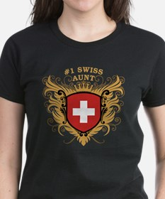 Number One Swiss Aunt Tee