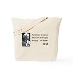 Mark Twain 36 Tote Bag