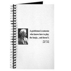 Mark Twain 36 Journal