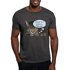 CAT NAP HUMOR T-Shirt