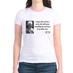 Mark Twain 34 Jr. Ringer T-Shirt