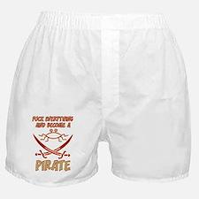 Cool Spaghetti monster Boxer Shorts