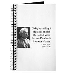 Mark Twain 28 Journal