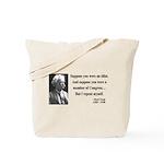 Mark Twain 15 Tote Bag