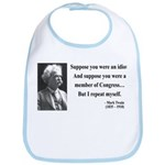 Mark Twain 15 Bib