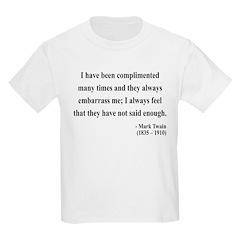 Mark Twain 12 T-Shirt