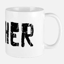 Esther Faded (Black) Mug