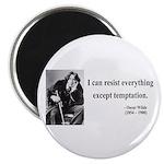 Oscar Wilde 2 Magnet