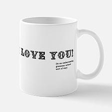 Cute Shy Mug