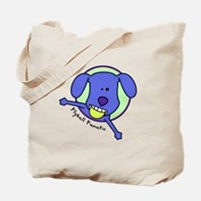 Flyball Fanatic Tote Bag