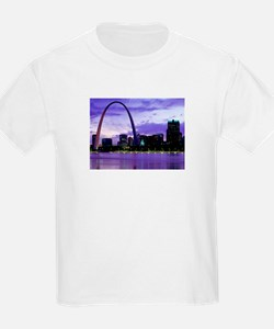 St. Louis Skyline T-Shirt
