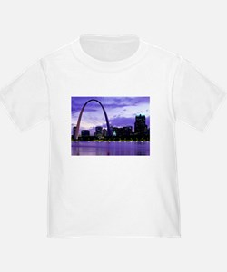St. Louis Skyline T