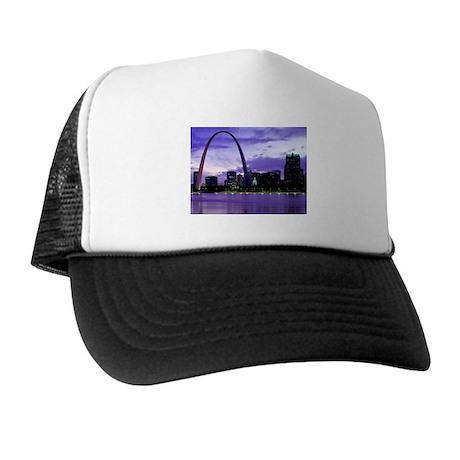 St. Louis Skyline Trucker Hat