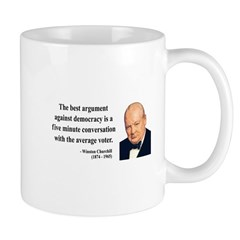 Winston Churchill 2 Mug