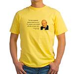 Winston Churchill 2 Yellow T-Shirt