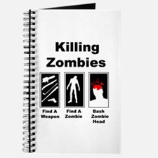 Killing Zombies Journal