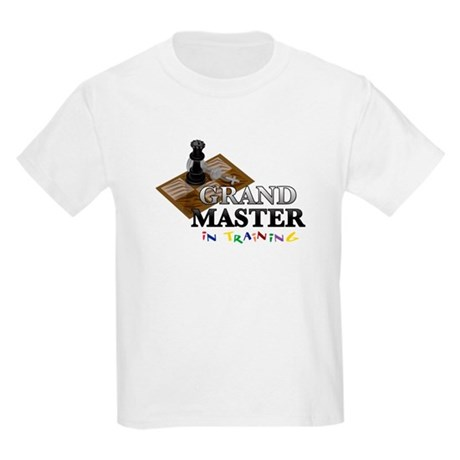 Grand Master in Training Kids Light T-Shirt
