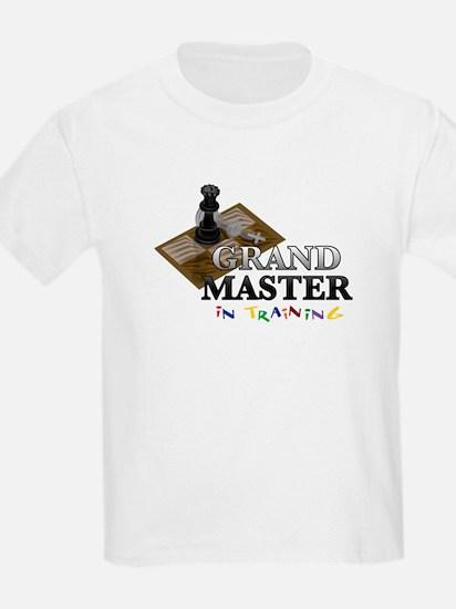 Grand Master in Training T-Shirt